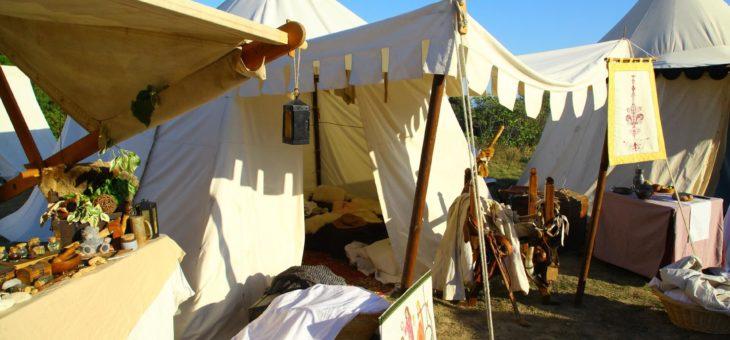 Een tent kopen voor een festival, waar let je op?