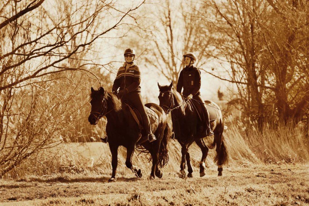 paardrijden, welke kleding