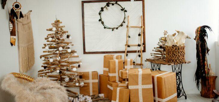 Een kerstpakket kopen op het internet